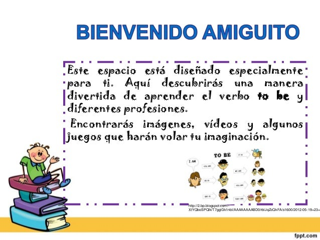 Planeacion Del Verbo To Be En Ingles Y Su Relacion Con Las Profesiones