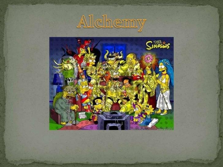 Alchemy <br />