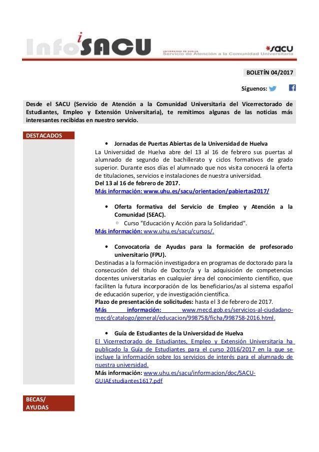 Info Sacu