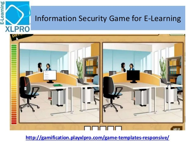 Information Security -Corporate E-Learning Game