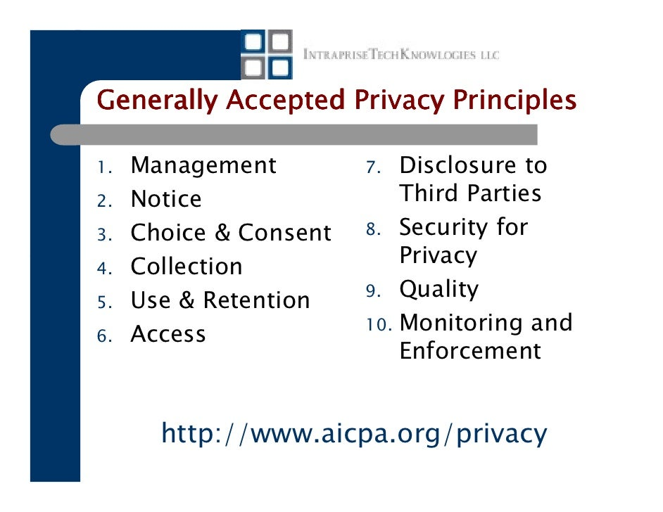 general accepted principles We break down generally accepted accounting principles (gaap) their impact  on accountants and the industry as a whole.