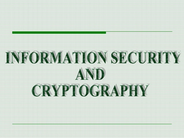 •Information security means protecting information and information systems fromunauthorized access, use, disclosure, disru...