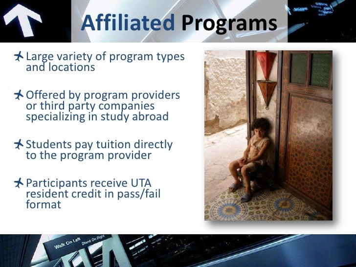 UTA Study Abroad Info Session