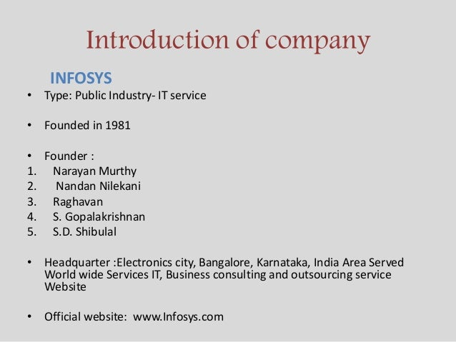 recruitment and selection process in infosys Since all the aspect needs practical example and explanation this project includes recruitment and selection process of infosys and a practical case study.