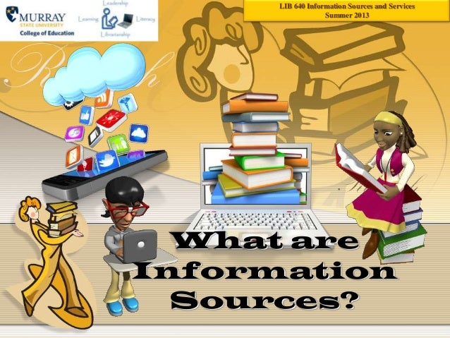 what are sources of information A primary source of information is one that provides data from an original source   there are many examples of primary sources in many walks of life, but.
