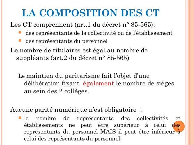 Info Statutaire Elections Professionnelles 2018 Doc Cdg 77