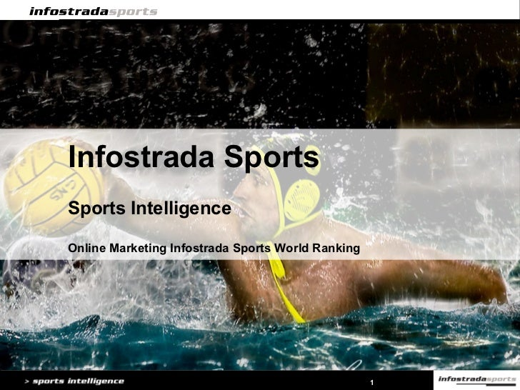 Infostrada Sports Sports Intelligence Online Marketing Infostrada Sports World Ranking