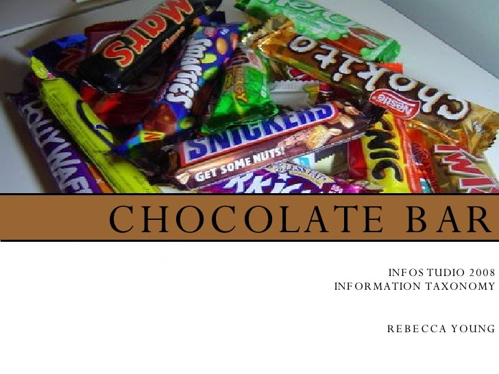 Infostudio Chocolate Bars Slide 2