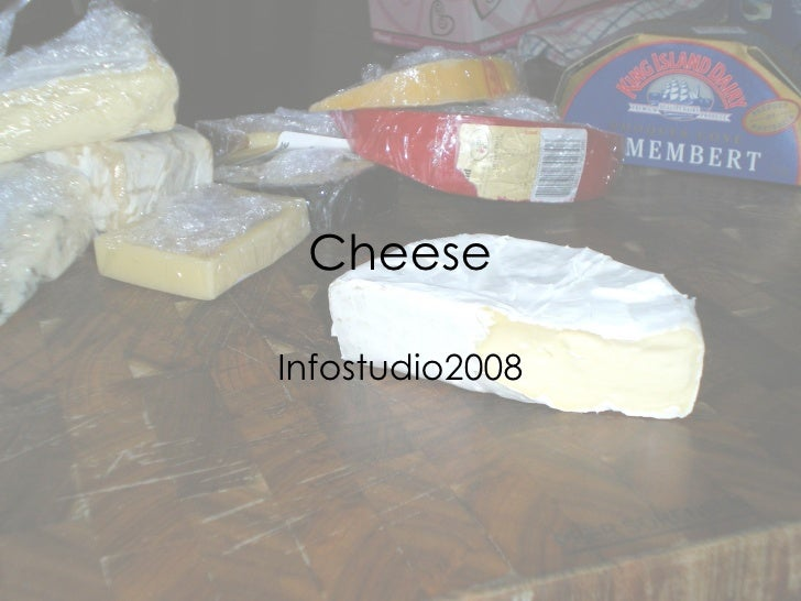 Cheese Infostudio2008