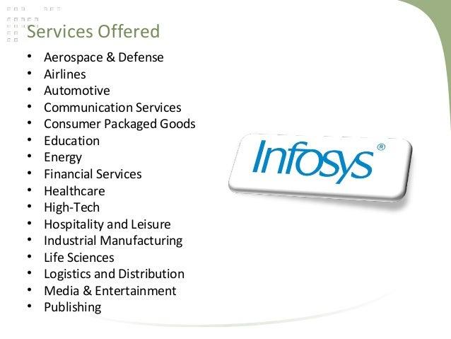 Infosys Case Study Organizational Structure Infosys