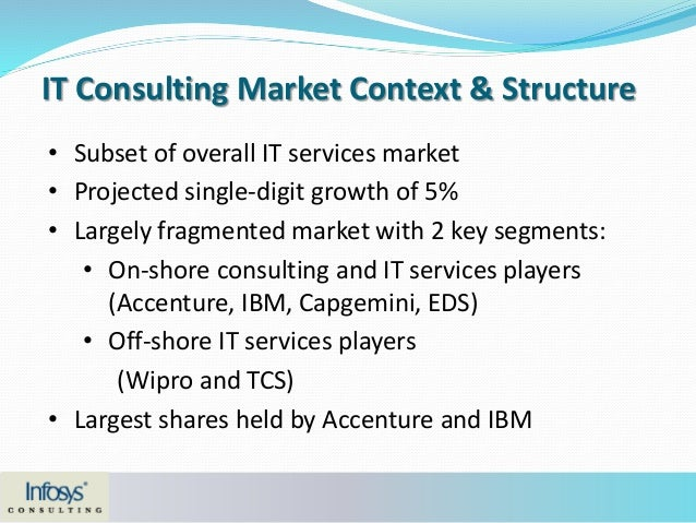infosys consulting in 2006 Infosys consulting in 2006 leading the next generation of business and information technology consulting presented by lakir rambhia boitumelo notoane yan.