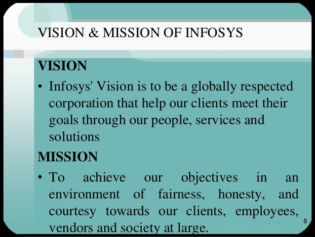 infosys goals Before you even begin the job application process, you should write out your clear goals and objectives it is difficult to start looking for employment when you don't kno w what is it you desire if you have goals in mind, you will be able to effectively communicate them during the application process.