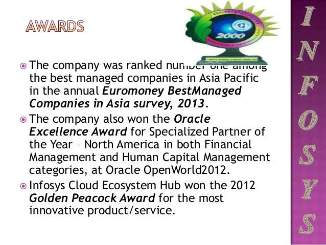 The company was ranked number one among the best managed companies in Asia Pacific in the annual Euromoney BestManaged C...