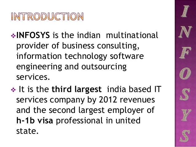 infosys company information Find company research, competitor information, contact details & financial data for nbs infosys (pty) ltd get the latest business insights from d&b hoovers.