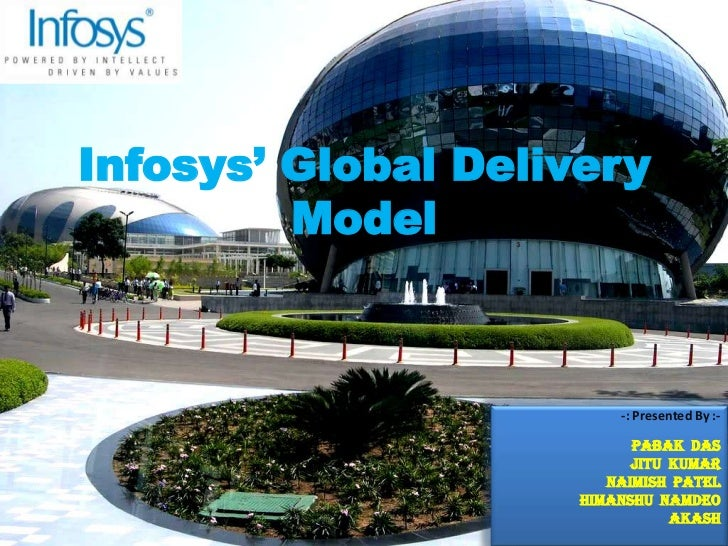 infosys global delivery model essay Infosys consulting no 2-0022 tuck school of business at dartmouth – william f achtmeyer center for global leadership 3 programming themselves, or hire infosys or a competitor to do the programming for them.