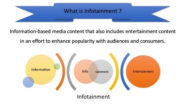 Infotainment Slide 2