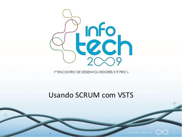Usando SCRUM com VSTS