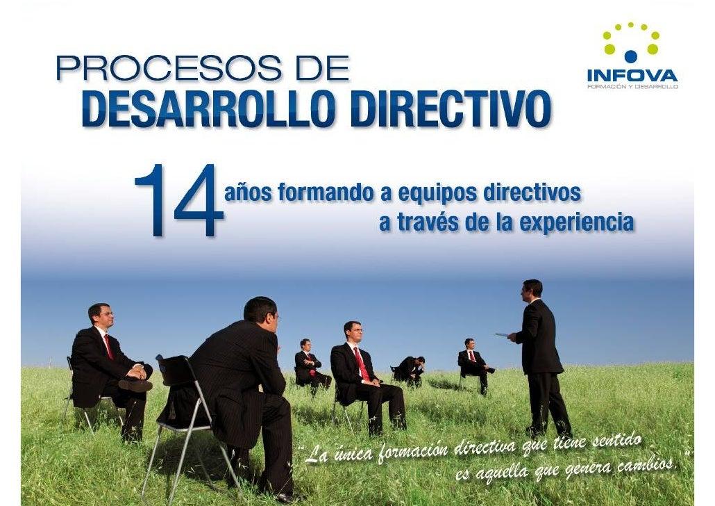 ¿QUIÉNES SOMOS?   Somos un grupo de profesionales multidisciplinares, expertos en FORMACIÓN Y DESARROLLO DIRECTIVO. Integr...