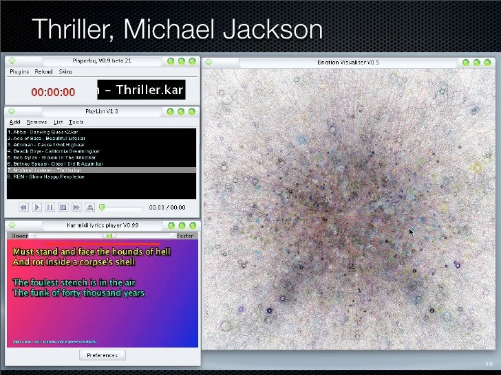 Thriller, Michael Jackson                                 10