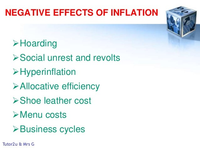 Shoe Leather Of Inflation