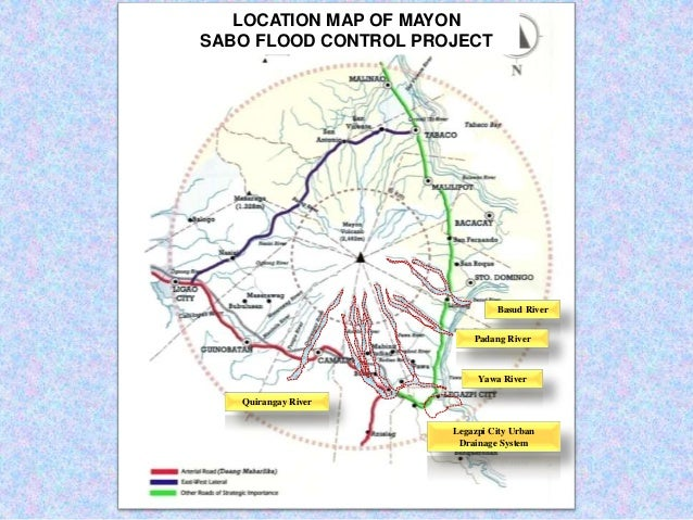 Infra Presentation As Of Sep - Legazpi city map