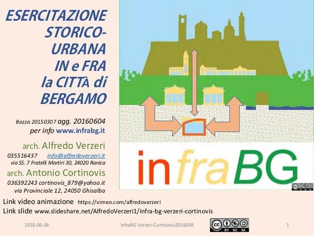 2016-06-06 infraBG Verzeri-Cortinovis2016004 1 arch. Alfredo Verzeri 035516437 info@alfredoverzeri.it via SS. 7 Fratelli M...