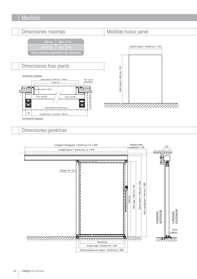 Infraca catalogo de productos - Puerta empotrada corredera ...