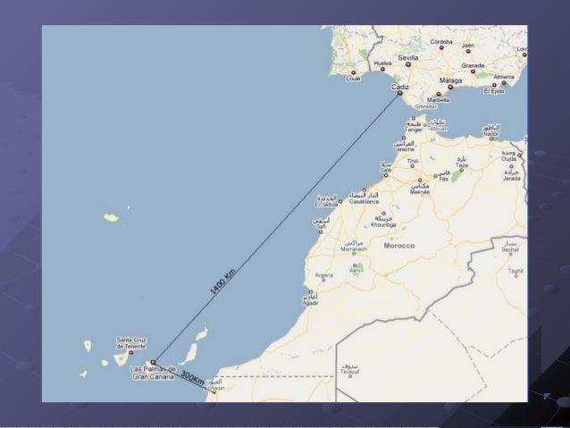 El archipiélago canario se encuentra situado en el Océano Atlántico, estandoEl archipiélago canario se encuentra situado e...