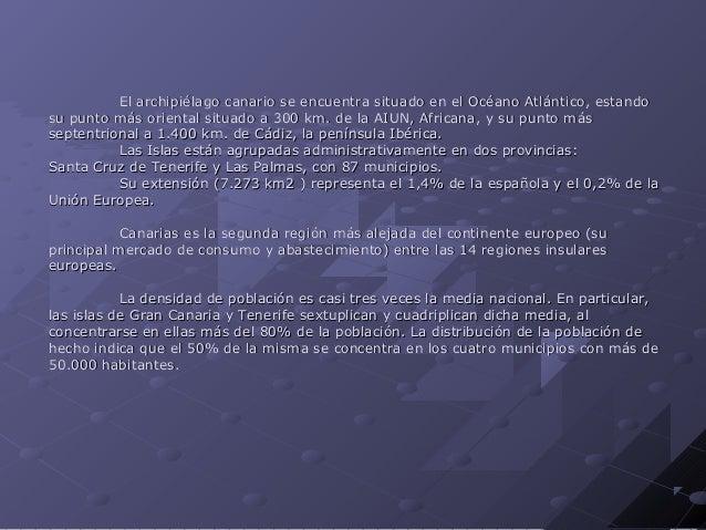La red de transporte en Canarias está formada por los siguientes elementos:La red de transporte en Canarias está formada p...