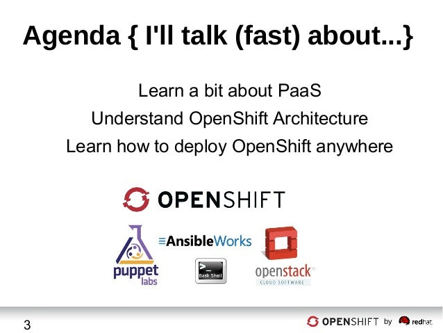 Openshift paas anywhere infrastructure next ghent 2014 02 for Openshift 3 architecture