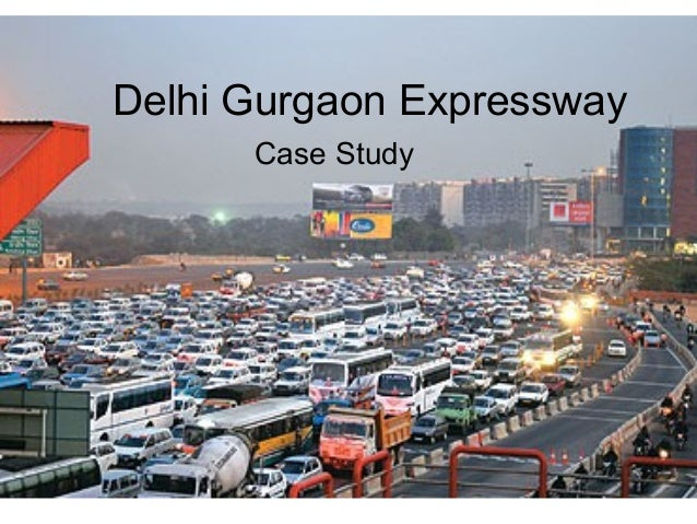 case study of delhi metro project