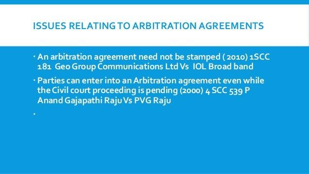 Arbitration agreements 12 issues relatingto arbitration agreements platinumwayz