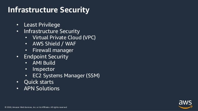 Infrastructure Security: Your Minimum Security Baseline