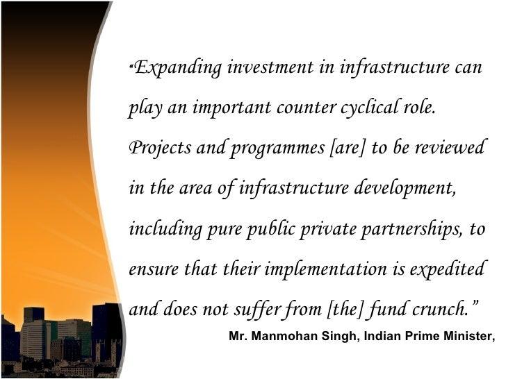 importance of infrastructure in economic development pdf