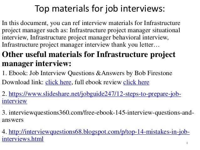 interview questions for technical managers