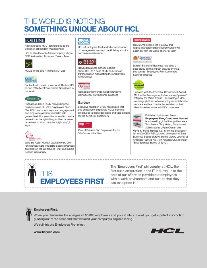 hcl technologies case study