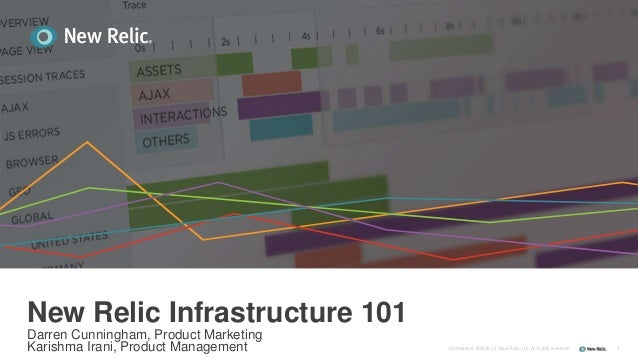 New Relic Infrastructure 101 Darren Cunningham, Product Marketing Karishma Irani, Product Management 1Confidential ©2008-1...