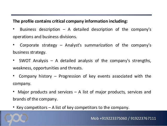 energy bar industry and strategic analysis As stated in the strong partnerships line of effort from the dla strategic  enhance analysis  leverages relationships with industry via integrating strategic.