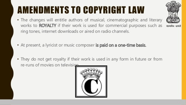 Infringement under copyright law