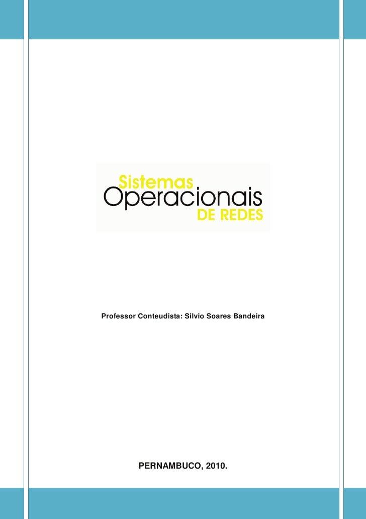Fascículo Sistema Operacional Linux