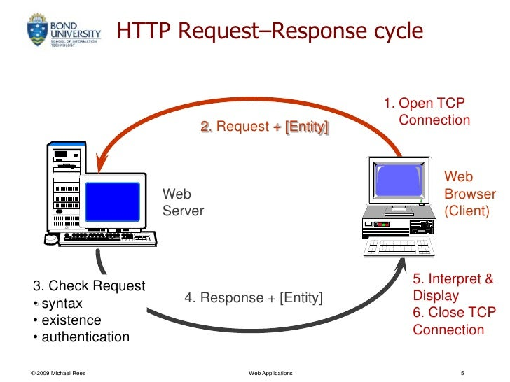 HTTP Request-Response Cycle