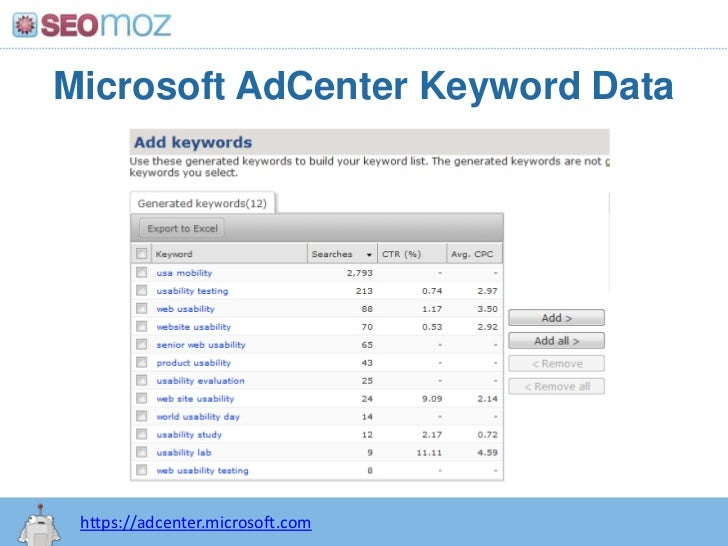 Employ Usability Testing Software to Get Specific<br />http:/googleblog.blogspot.com/2010/06/our-new-search-index-caffeine...