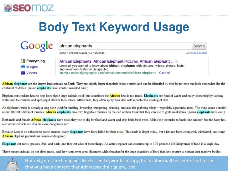 Step 5: Optimize your Pages Properly; Get Keyword Targeting Right.<br />