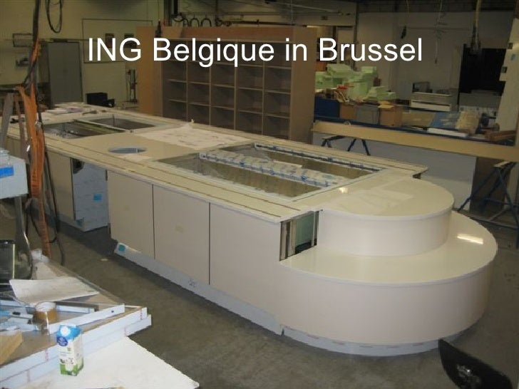 ING Belgique in Brussel