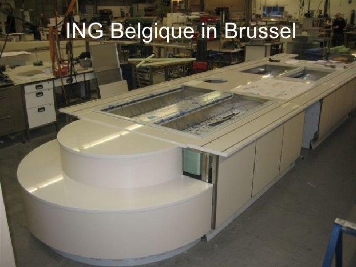 ING Belgique in Brussel Slide 2