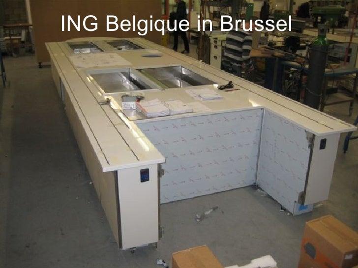 ING Belgique in Brussel Slide 3