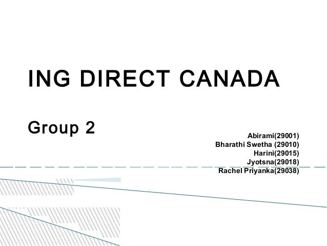 ING Direct Canada