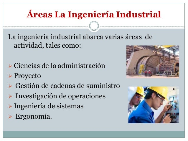 Ingenier A Industrial