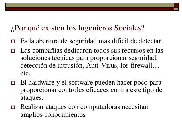 Ingeniería social Slide 3
