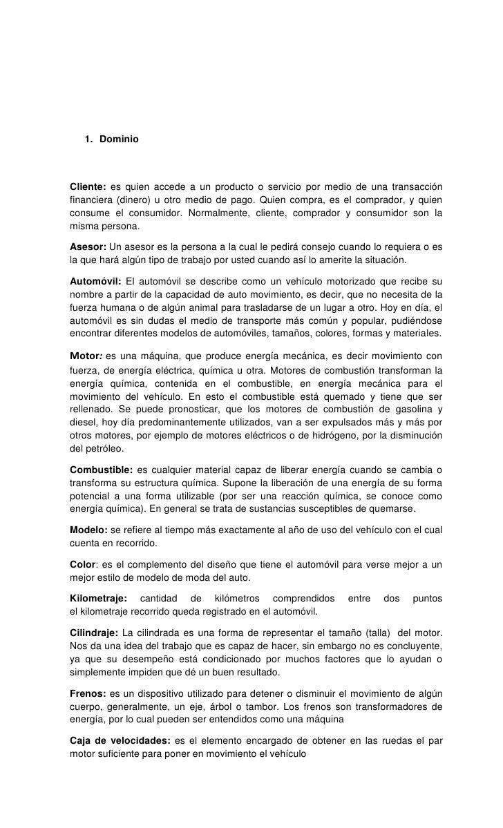Marcos Tematicos, Candidatos Ingenieria del Conocimiento